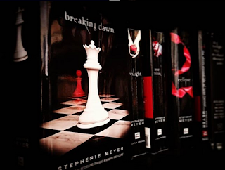 breaking dawn twilight 4 stephenie meyer