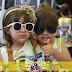 Cobertura do Bloco Feijão Kids em Fátima/BA