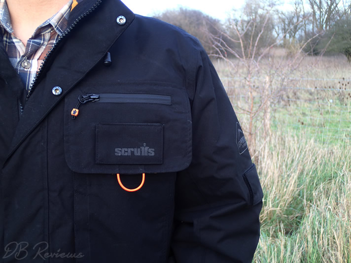Scruffs Expedition Tech jacket Review