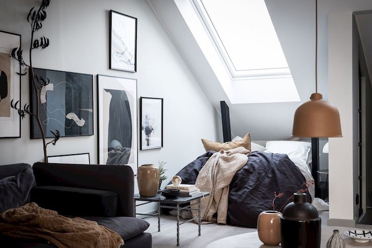 10 Ways To Turn a Pokey Top Floor Flat Into A Swoon-Worthy Living Space