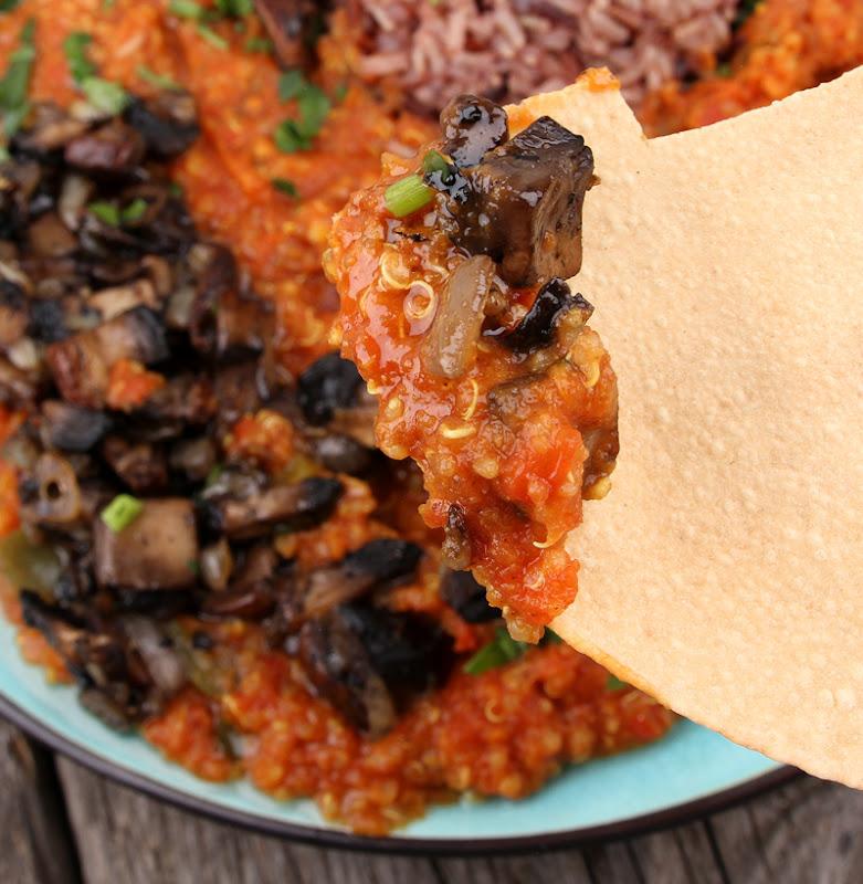 Oppskrift Røde Linser Splittlinser Indisk Dal Daal Dahl Quinoa Proteinrik Veganmat