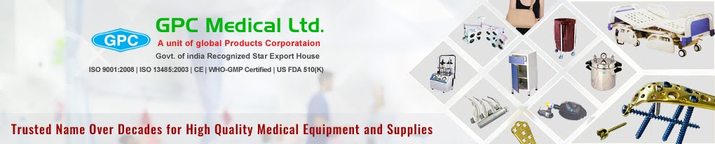 Medical Equipment, Hospital & Medical Supplies | GPC Medical Ltd.