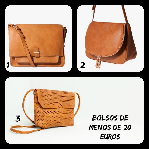 ¿Cómo encontrar el bolso perfecto en color marrón?