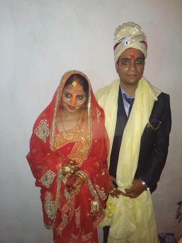 Got married.