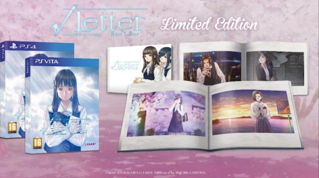 La fantástica novela visual Root Letter llega mañana a PS4 y Vita