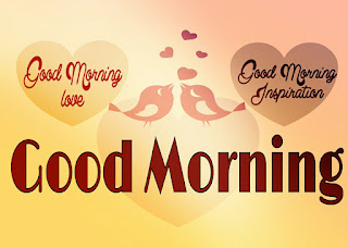 Cute Good Morning Love Photo