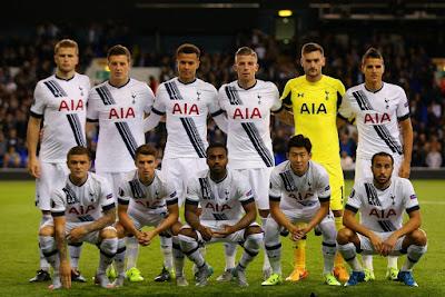 Daftar Skuad Pemain Tottenham Hotspur 2015-2016