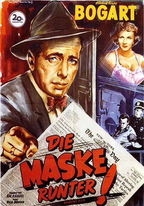 El cuarto poder (1952) DVD | clasicofilm / cine online