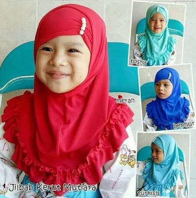 model hijab anak terbaru