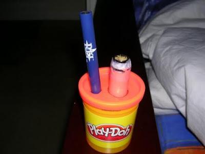 Play Doh Bong