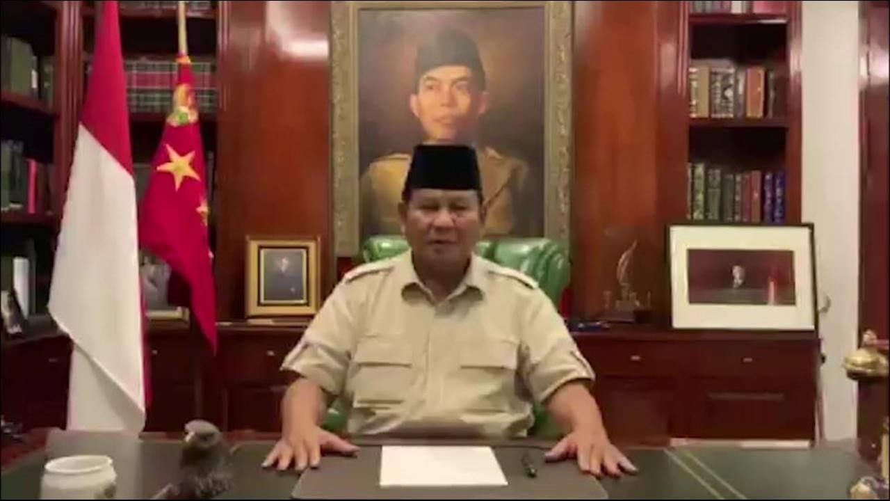 Pengumuman KPU Dini Hari, Ini Tanggapan Prabowo