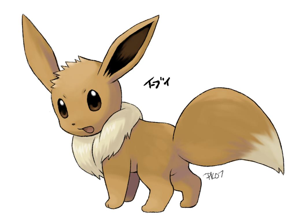 Hair Style Eevee: Revelada Uma Nova Evolução De Eevee Para Pokémon X & Y