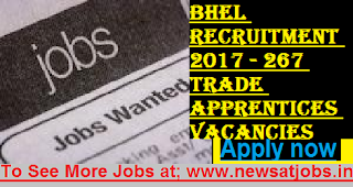 BHEL-267-Trade-Apprentices-Vacancies