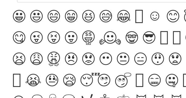 Come visualizzare le emoji in Chrome, Firefox e Opera su Linux