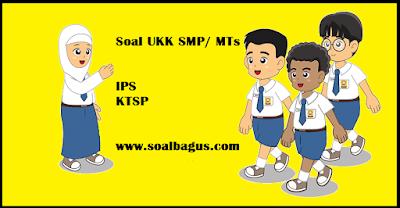 Download soal latihan ukk/ uas ips kls 7 smp/ mts semester 2/ genap tahun 2017 plus kunci jawabannya www.soalbagus.com