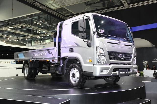 Hyundai qt mighty 8,5 tan