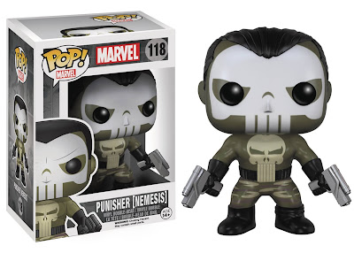 Nemesis Punisher Marvel Pop! Vinyl Figure by Funko