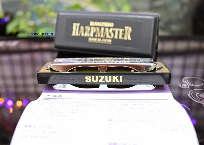 Suzuki HarpMaster MR-200
