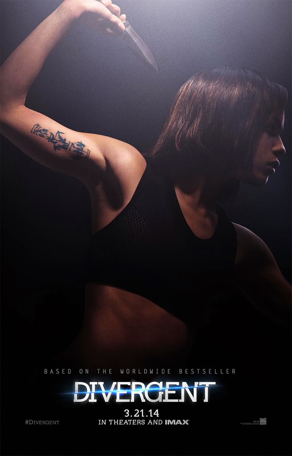 Divergent Christina Character Poster