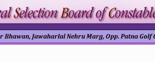 Online Form |: central selection board of constable (csbc) recruitment 2014 bihar notificationEdcuation| Employment News|Notifications|Admit Card|Results|Time table|Scholarship|Govt jobs|Bank Jobs central selection board of constable (csbc) recruitment 2014 bihar notification - Online Form |
