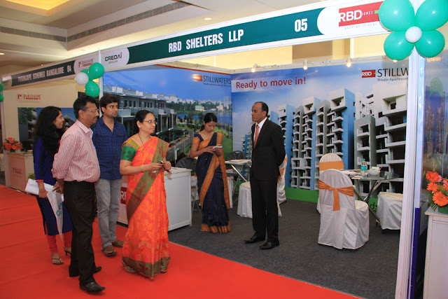 CREDAI's Realty Expo at Hotel Park Plaza Sees Thousands of Footfalls