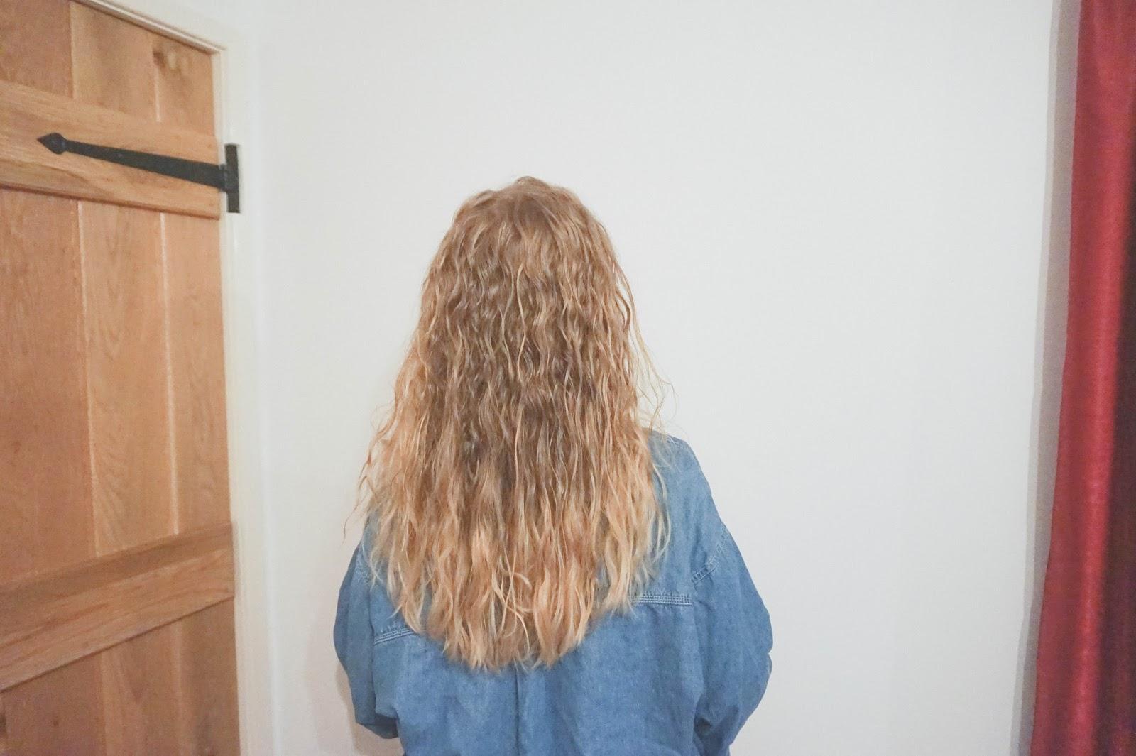 I Got My Hair Permed Ft Olaplex Defuzion H X A N O U