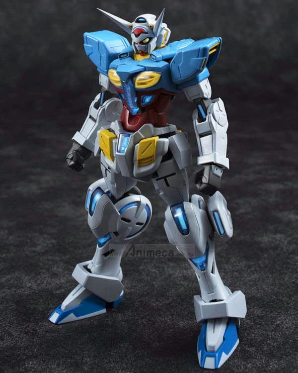 ROBOT SPIRITS SIDE MS G-Self FIGURE Gundam Reconguista in G Z BANDAI