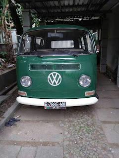 Bandar Mobil Klasik : Jual VW Kombi Kumis 71