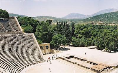 Ξεχωριστός περίπατος σε αρχαία «Μονοπάτια πολιτισμού»