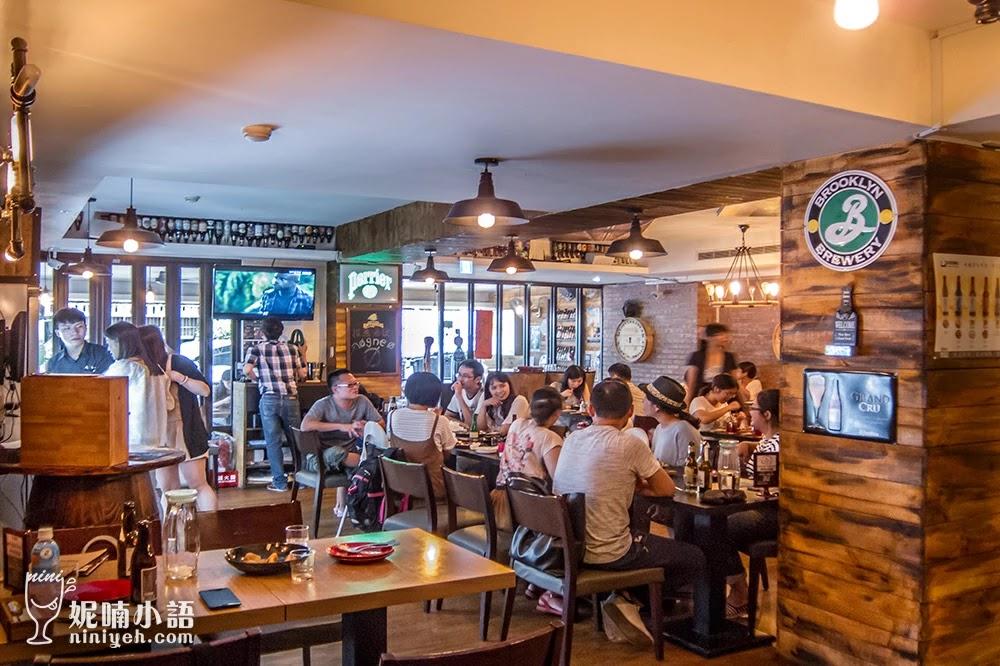 【東區美食】ABV Bar & Kitchen 地中海餐酒館。夏天超夯百種啤酒餐廳   妮喃小語