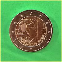 Austria 2018 2 Euros