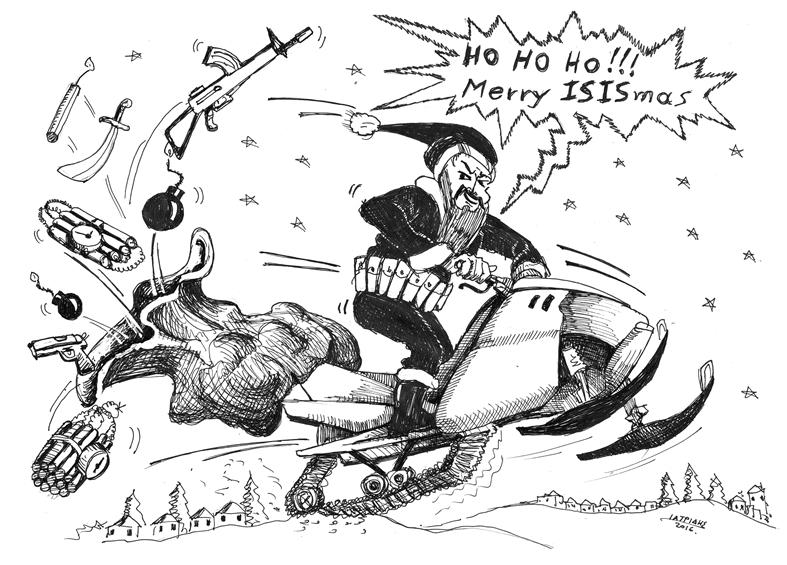 Merry ...ISISmas