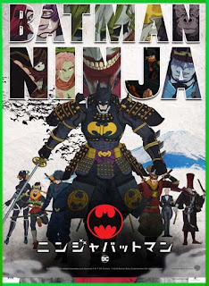 Batman Ninja​ 2018 | DVDRip Latino HD GDrive 1 Link
