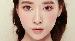 Tutorial Make Up Korea, Tutorial make up Natural Pakai Produk Lokal