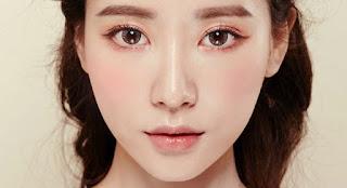 Tutorial Make Up Korea, Tutorial make up Natural Pakai Produk Lokal