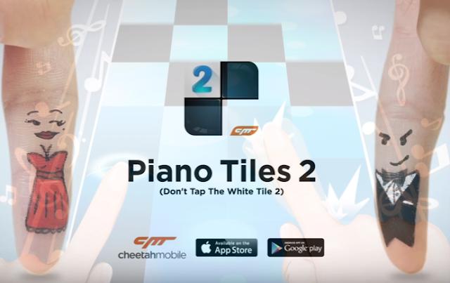 Baixar Piano Tiles 2 MOD