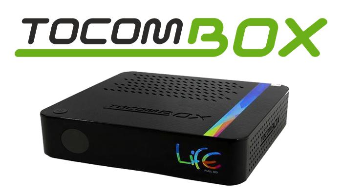 Resultado de imagem para TOCOMBOX LIFE HD BLOGGER