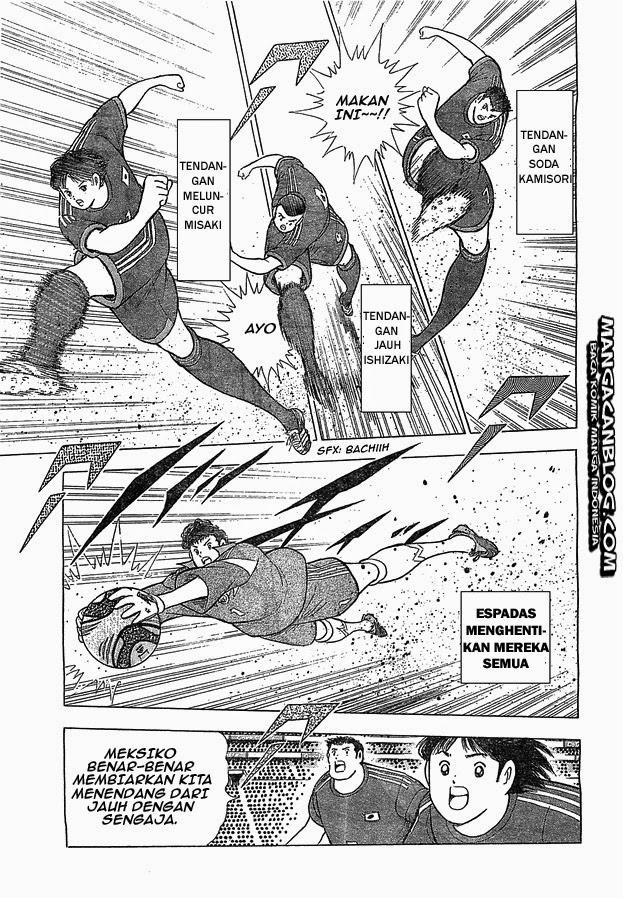 Captain Tsubasa – Rising Sun Chapter 04-13