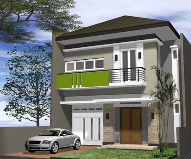 Gambar-Gambar Desain Rumah Sederhana
