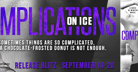 Complications on Ice (Boys of Winter) by S.R. Grey: Giveaway