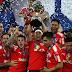 #Independiente se consagró campeón de la #CopaSudamericana