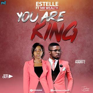 MUSIC + LYRICS: Estelle - You Are King (ft Mr. Wealth)