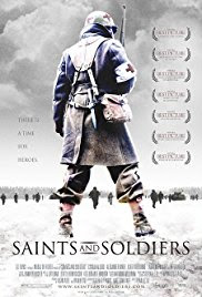 Saints and Soldiers Poster