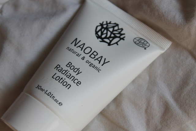 Body Radiance Lotion - Naobay