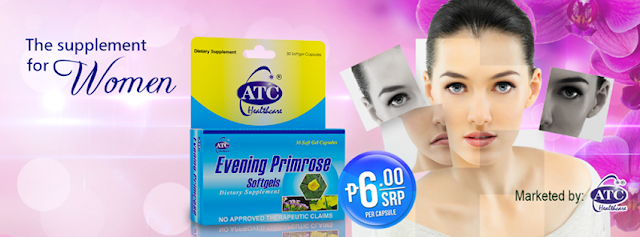 ATC Evening Primrose, Don't Let PMS Get the Best of You