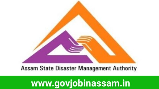 Assam State Disaster Management Authority Recruitment 2018, govjobinassam