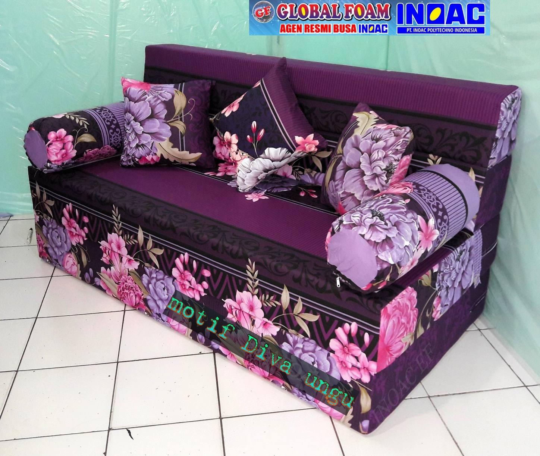 Harga Sofa Bed Inoac No 1 84 Leather Kasur 2018 Distributor Busa Asli Global