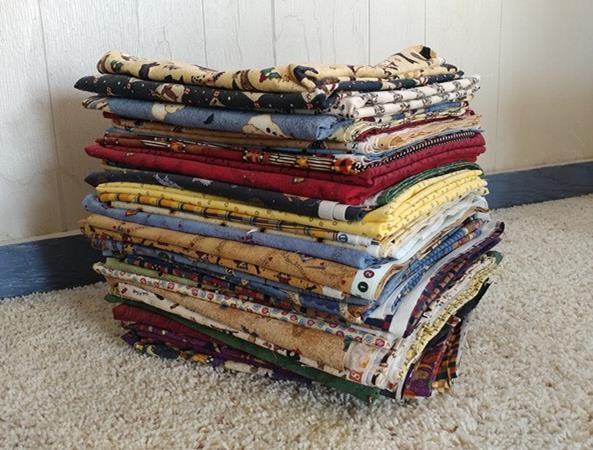 52 charity quilts in 52 weeks