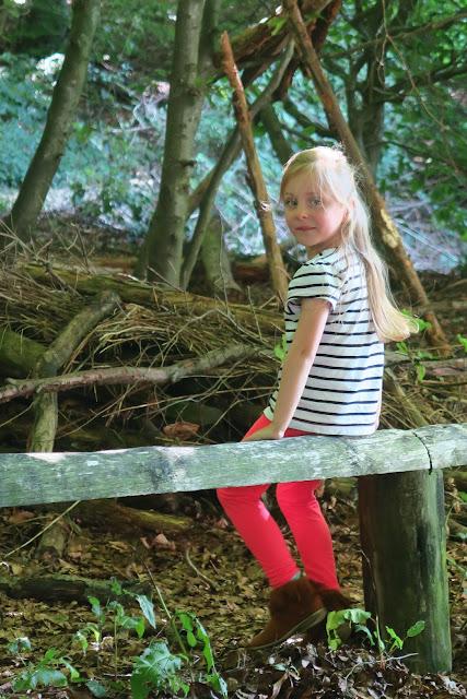 lily breton striped top
