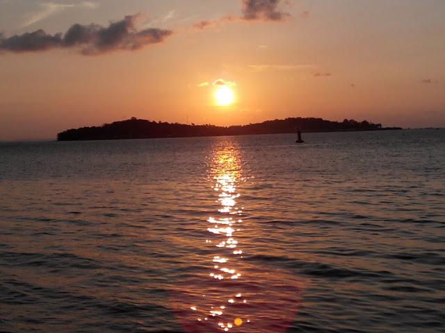 Langit Senja Tanjung Pinang